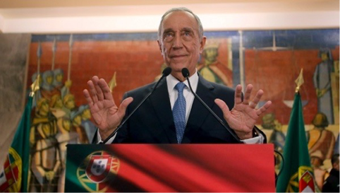 Rebelo de Sousa wins Presidential elections
